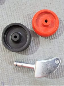 Wheels and Wheel Holders